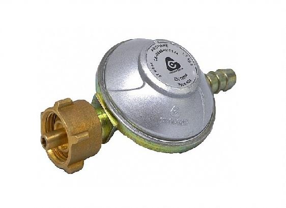 Редуктор давления для композитных газовых баллонов