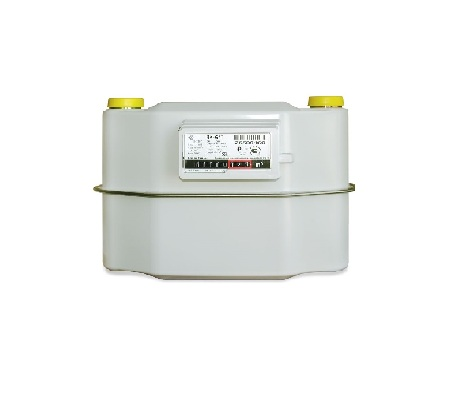BK-G6, V2, (А250) ЛЕВЫЙ, счетчик газа объёмный