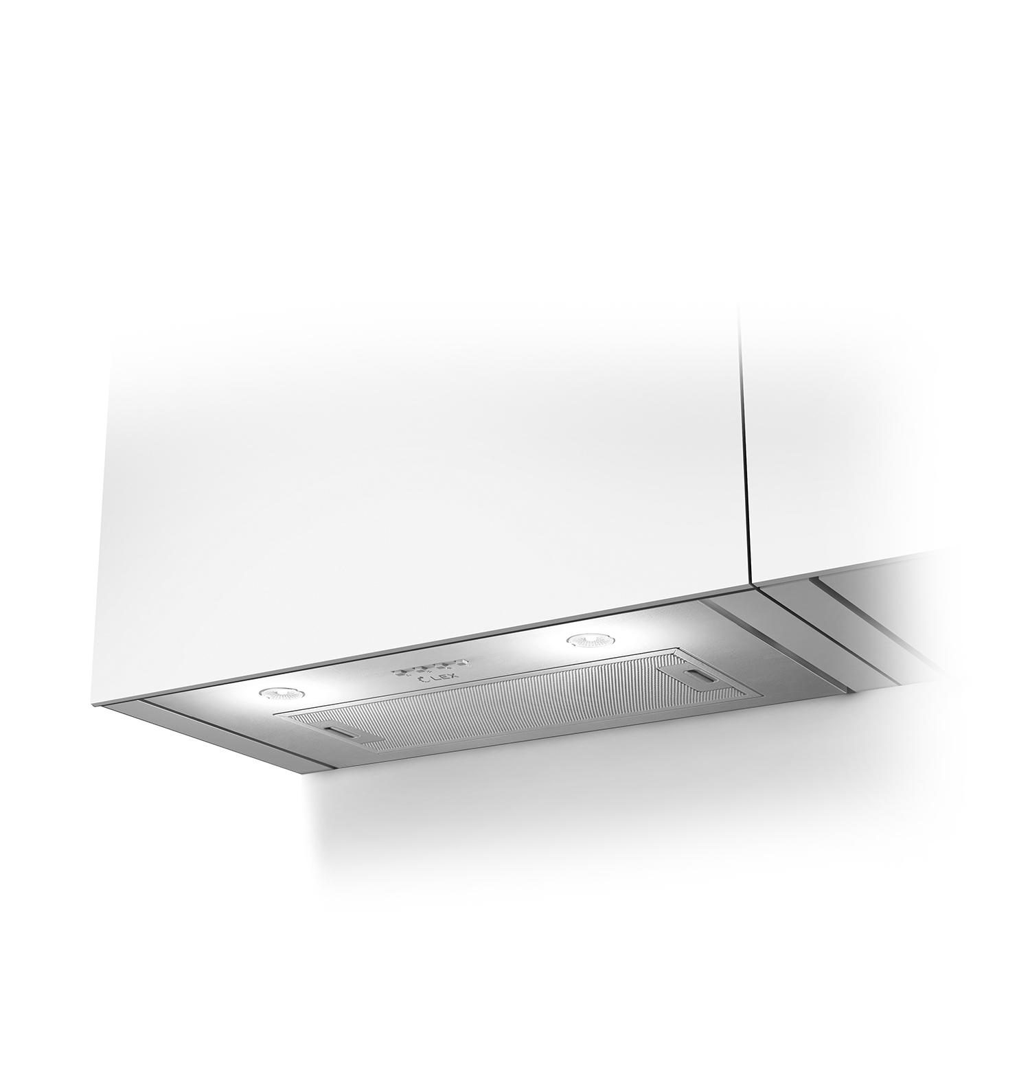 Встраиваемая вытяжка LEX GS BLOC 600 INOX купить в СПБ
