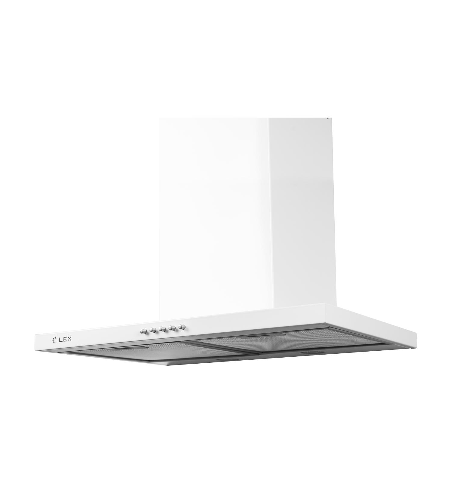 Декоративная вытяжка LEX T 600 WHITE купить