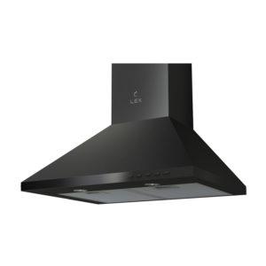 Декоративная вытяжка LEX BISTON ECO 500 BLACK купить в СПБ